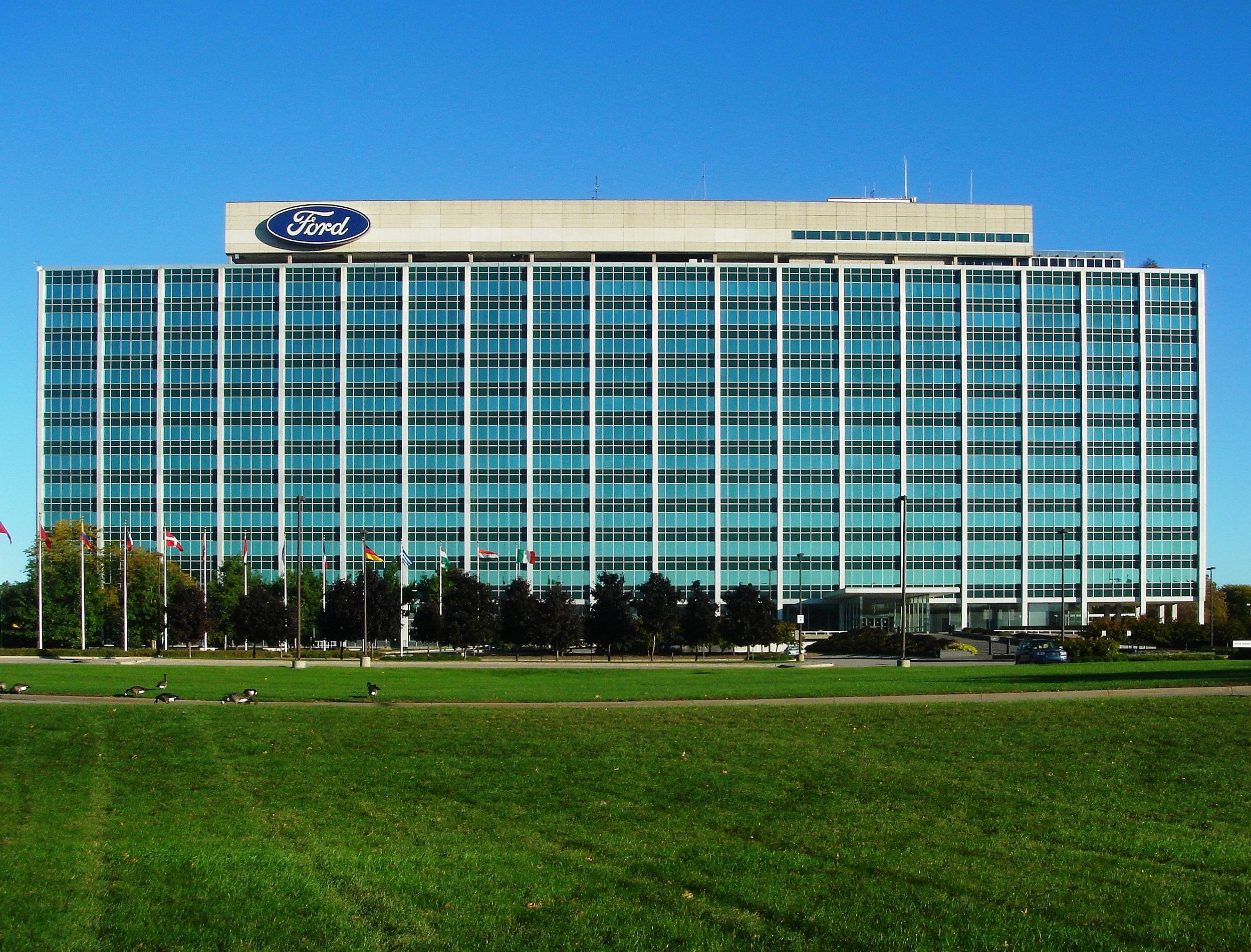 Ford motor company nyse f posts record october in china for Ford motor company news headlines