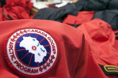 canada goose exceeds profits